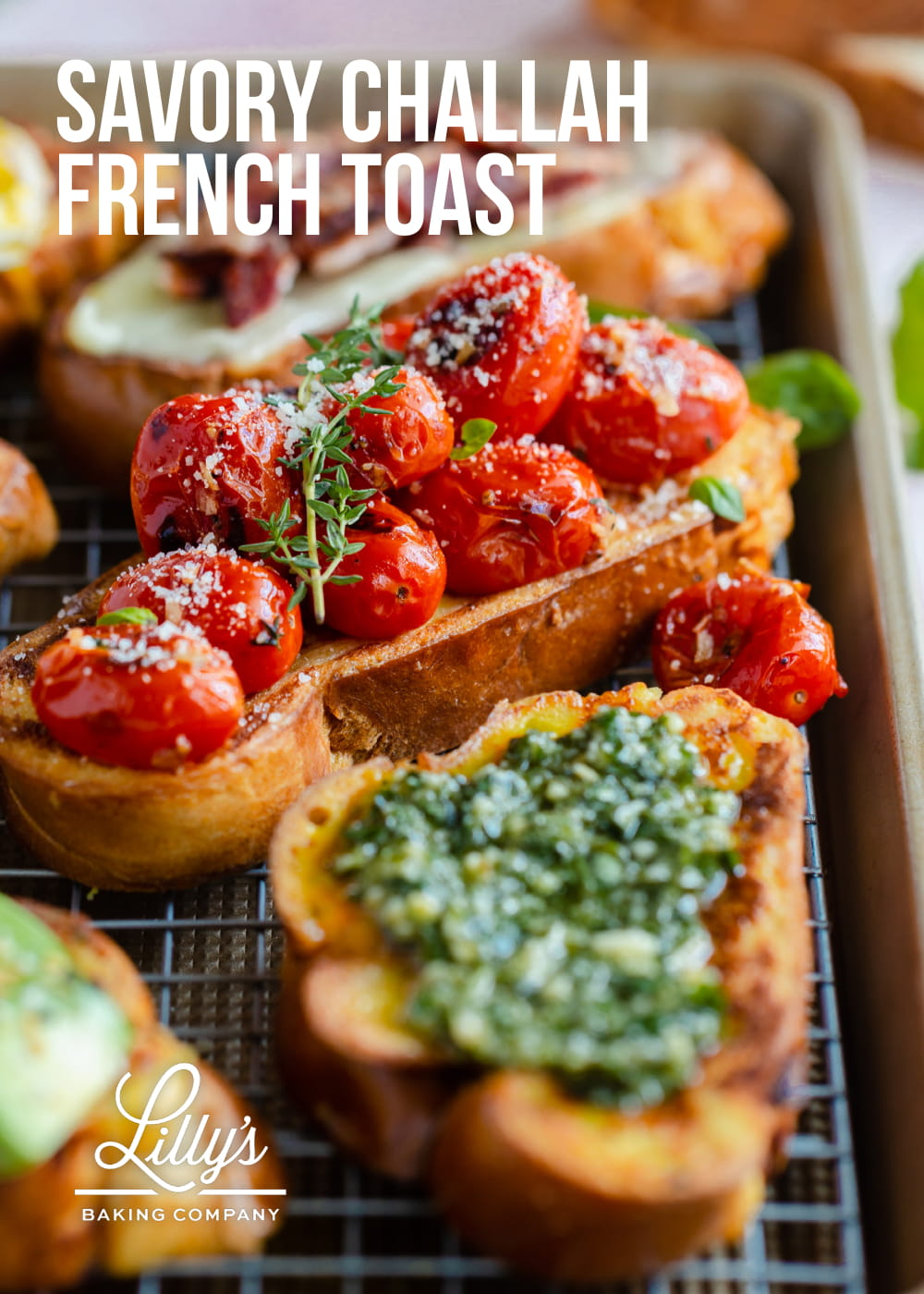 Savory Challah French Toast