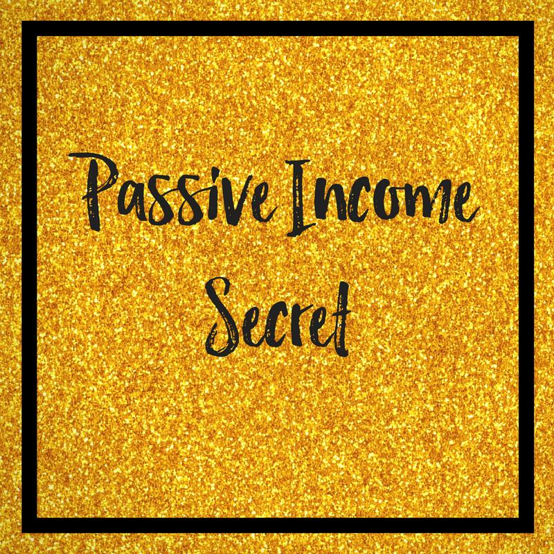 Passive Income Secret