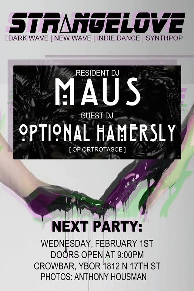 maus DJ setlists — Obscura Undead