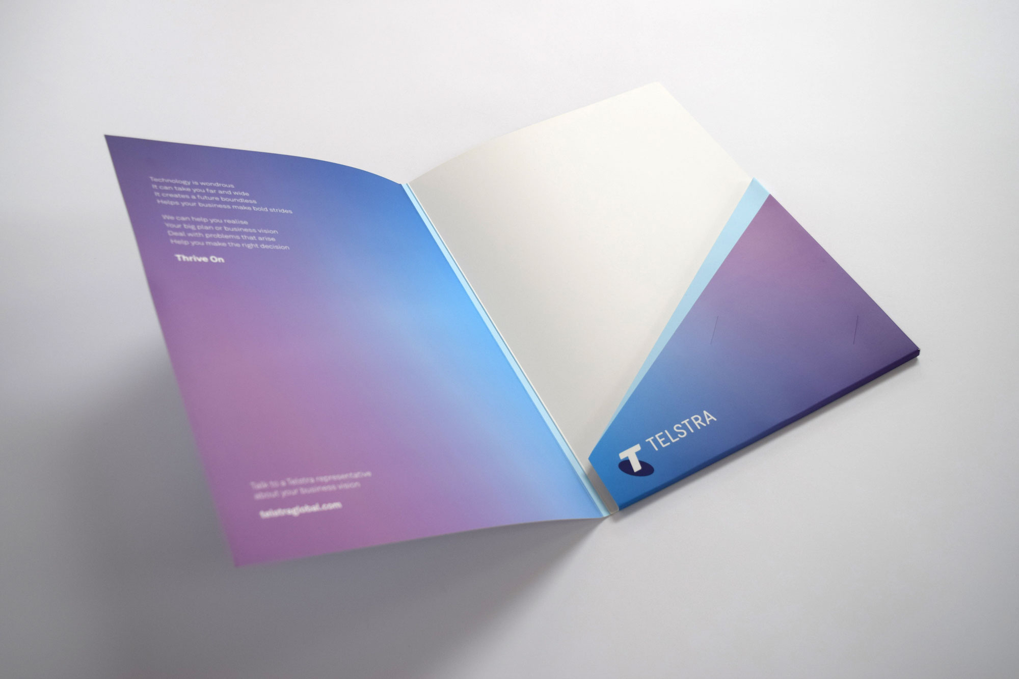 Printed Document Folders