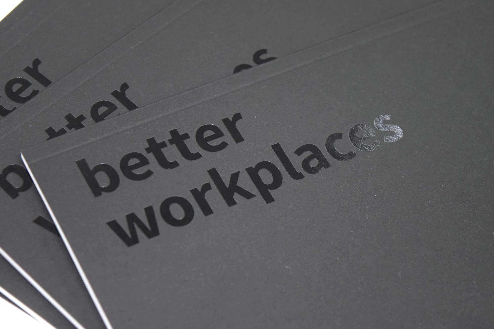Brochure Design - Perfect Binding