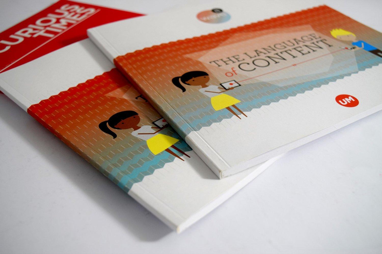 Brochures PUR Binding