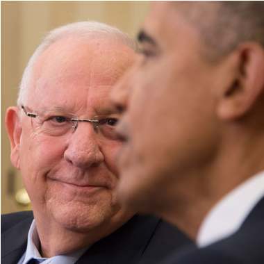 Why Israel's President Talks to Obama, but Not to Netanyahu