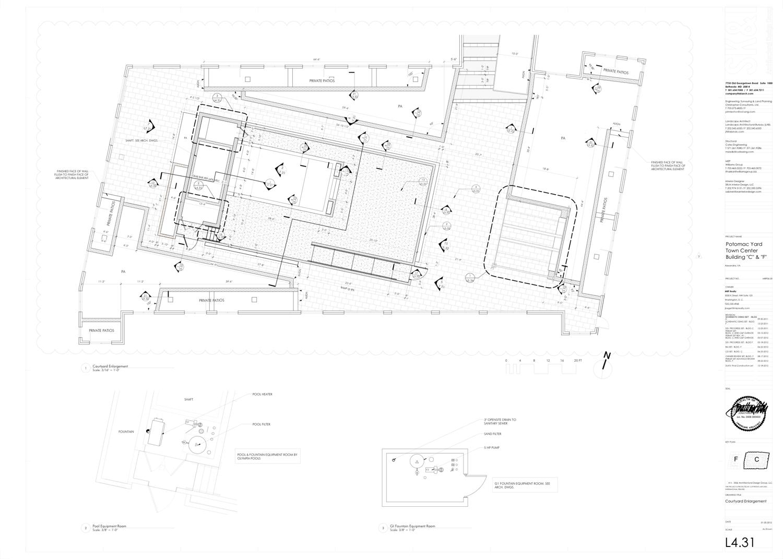 Courtyard Enlargment