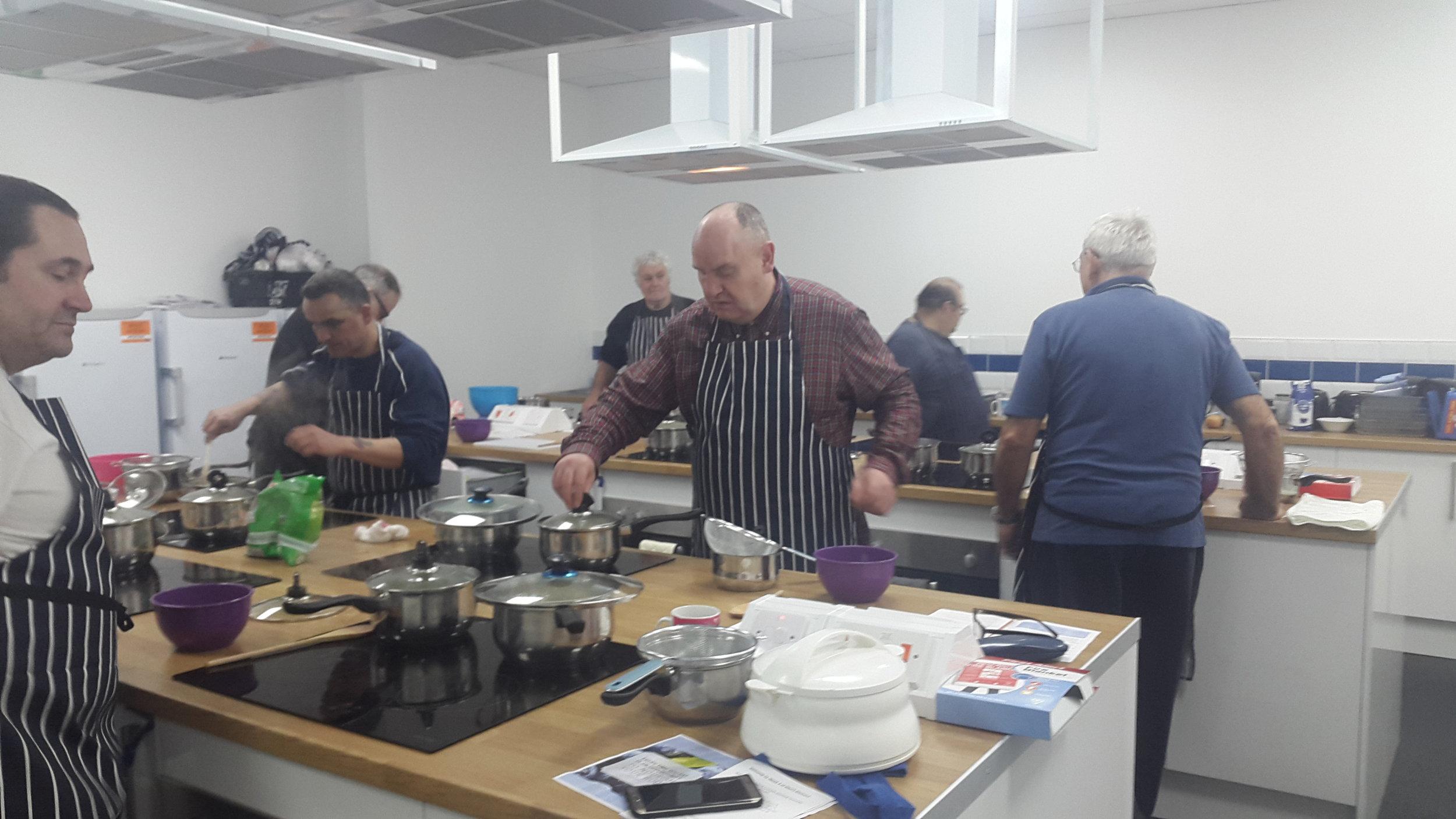 BUILDING Food Communities
