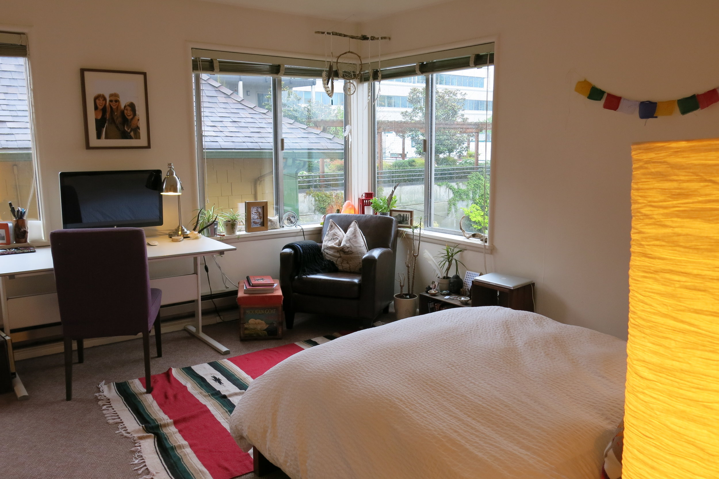 My cute apartment in Seattle!