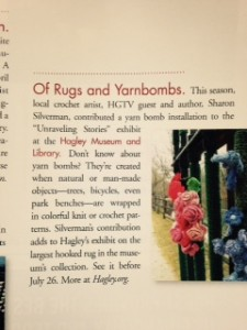Nice mention in County Lines Magazine