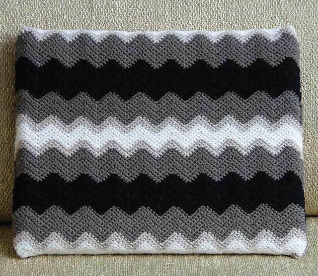 Sophisticated Chevrons Pillow.jpg