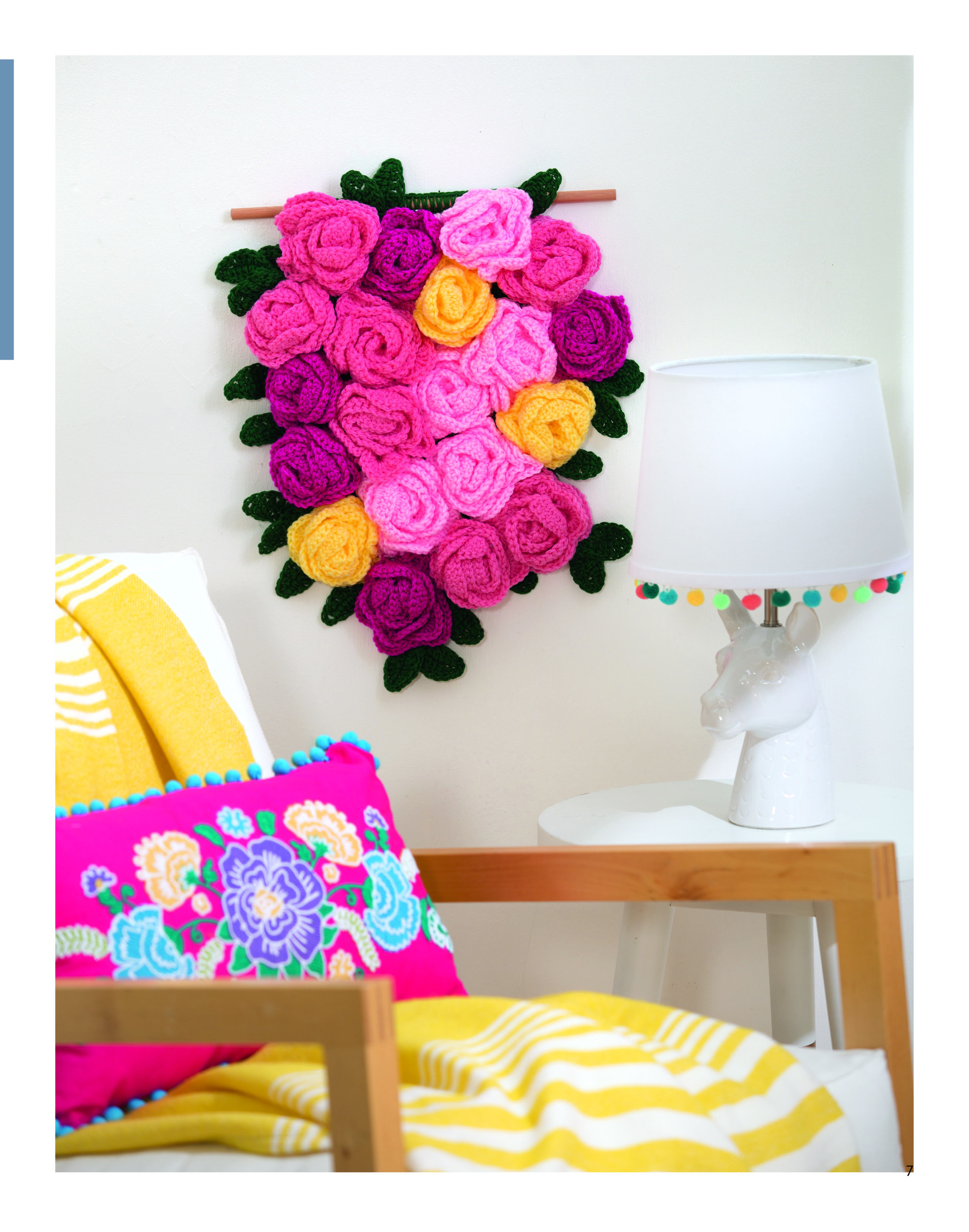 Add a little color to your decor!