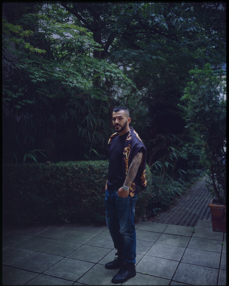 Nazar. rapper.
