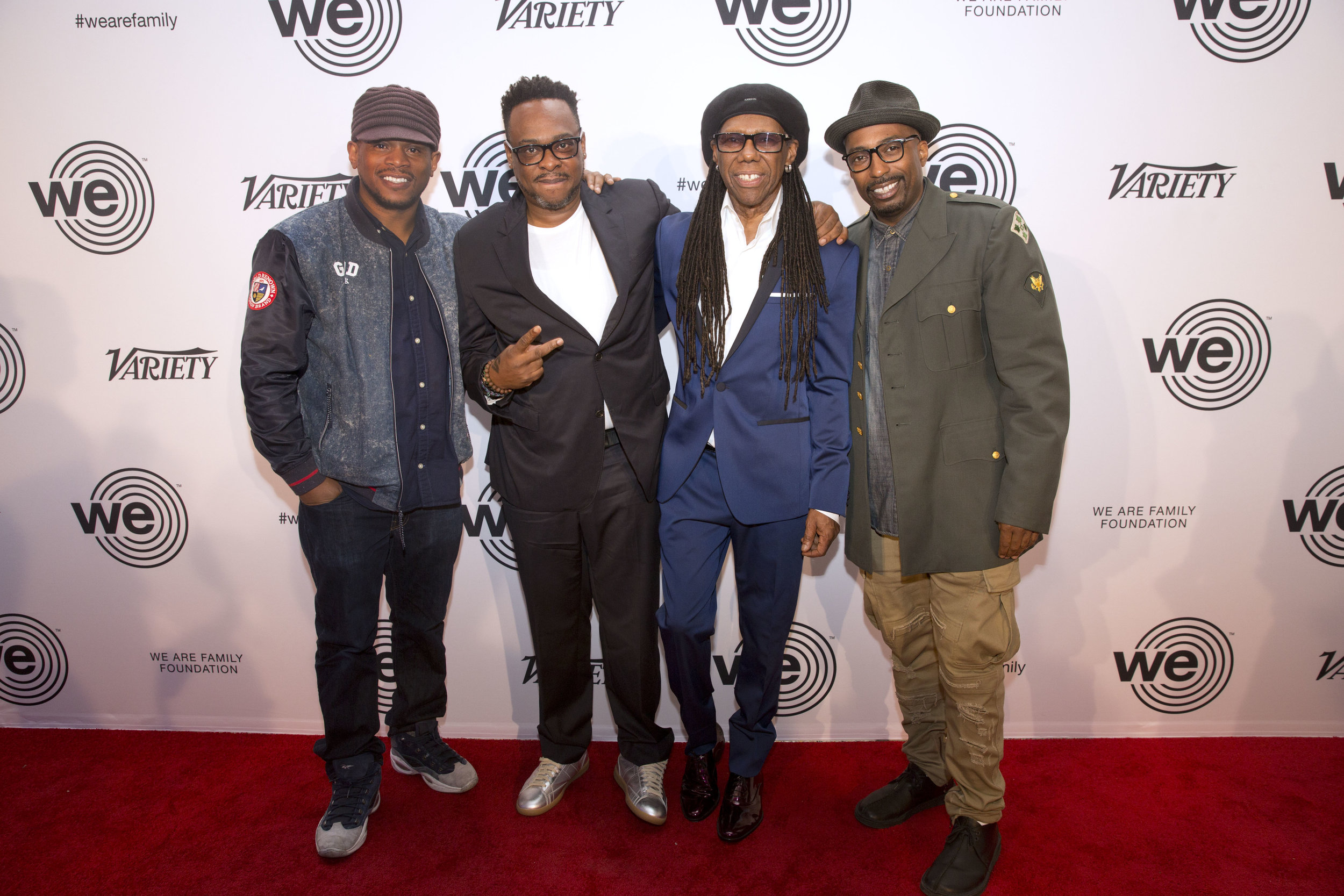 A Tribe Called Quest and Nile Rodgers