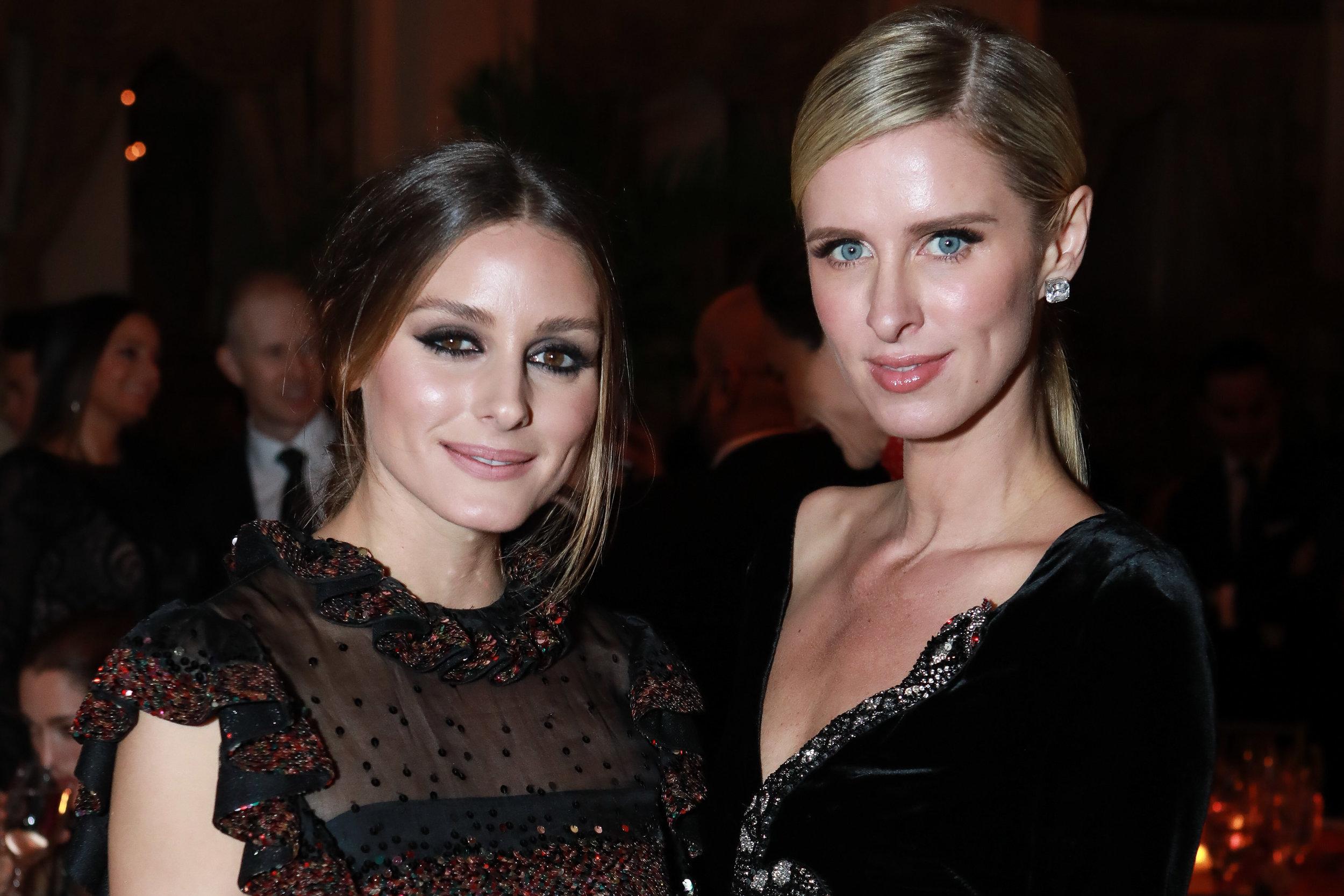 Olivia Palermo, Nicky Hilton Rothschild 2.jpg
