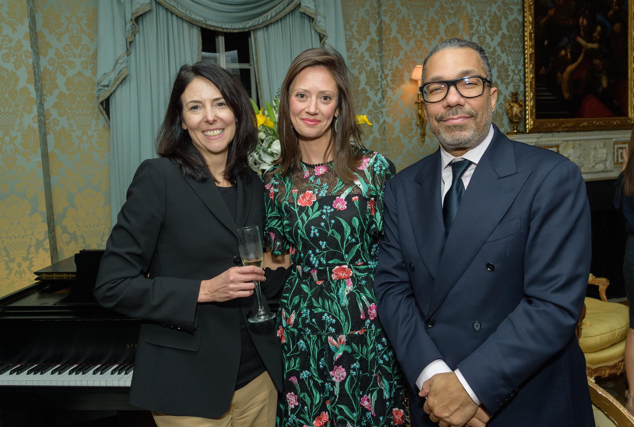 Melissa Smith, Suzanne Hall and Valentino Carlotti .jpg