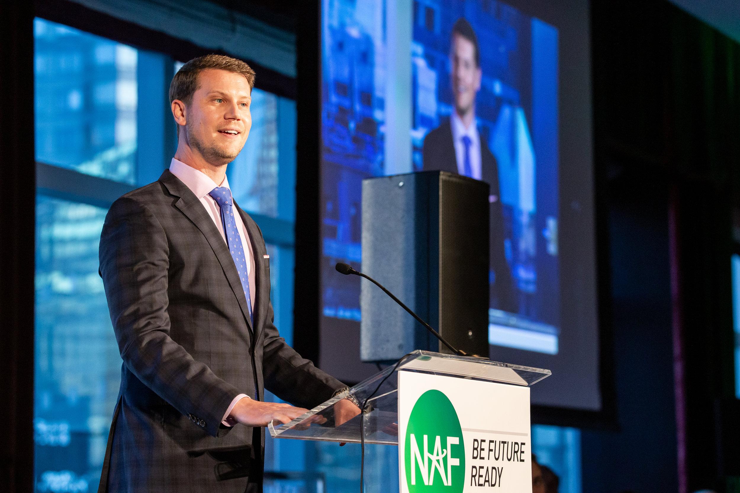 President of Lenovo North America Intelligent Devices Group, Matt Zielinski's