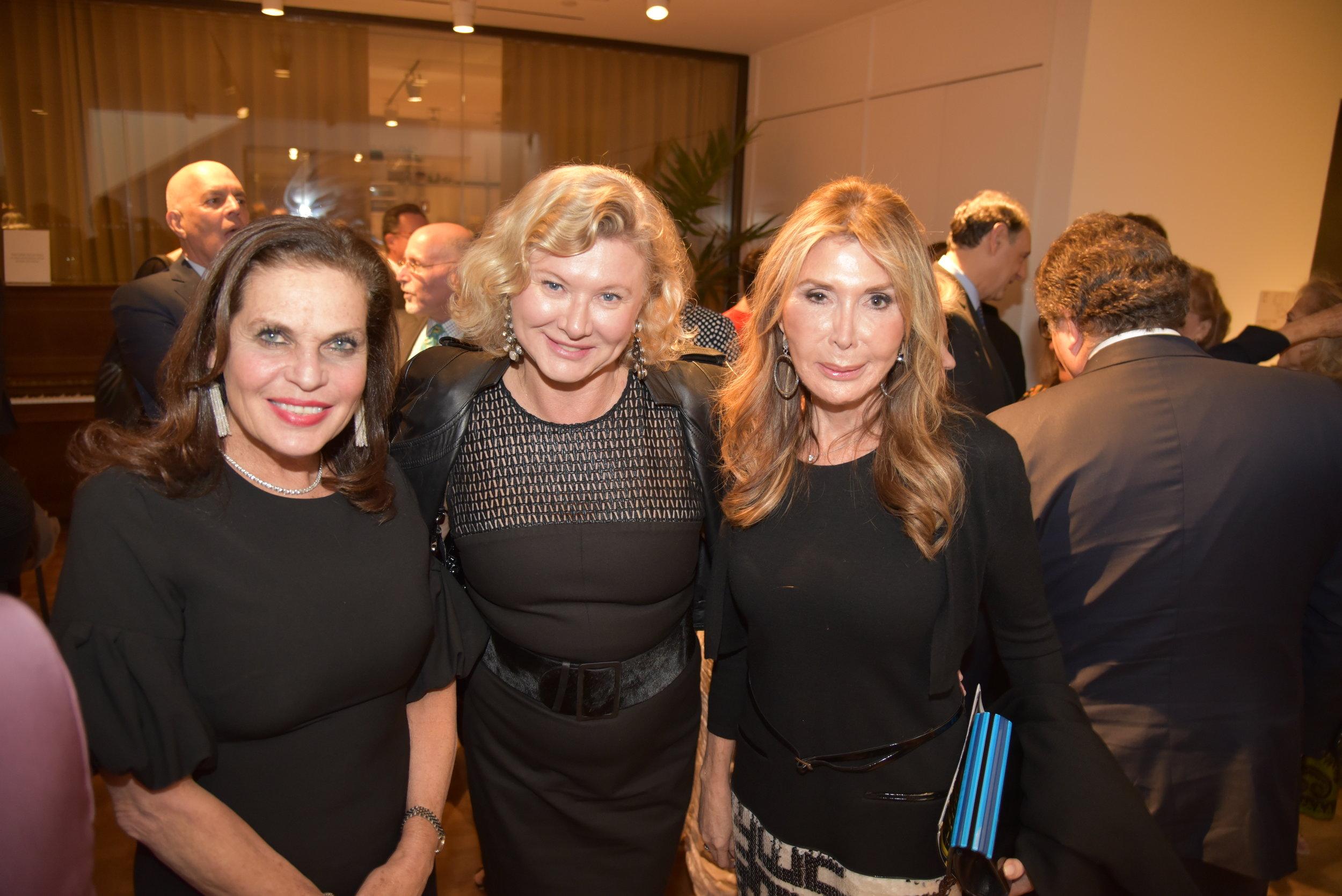 AWA_3572 Sylvia Hemingway, Lady Liliana Cavendish, Cheri Kaufman.JPG