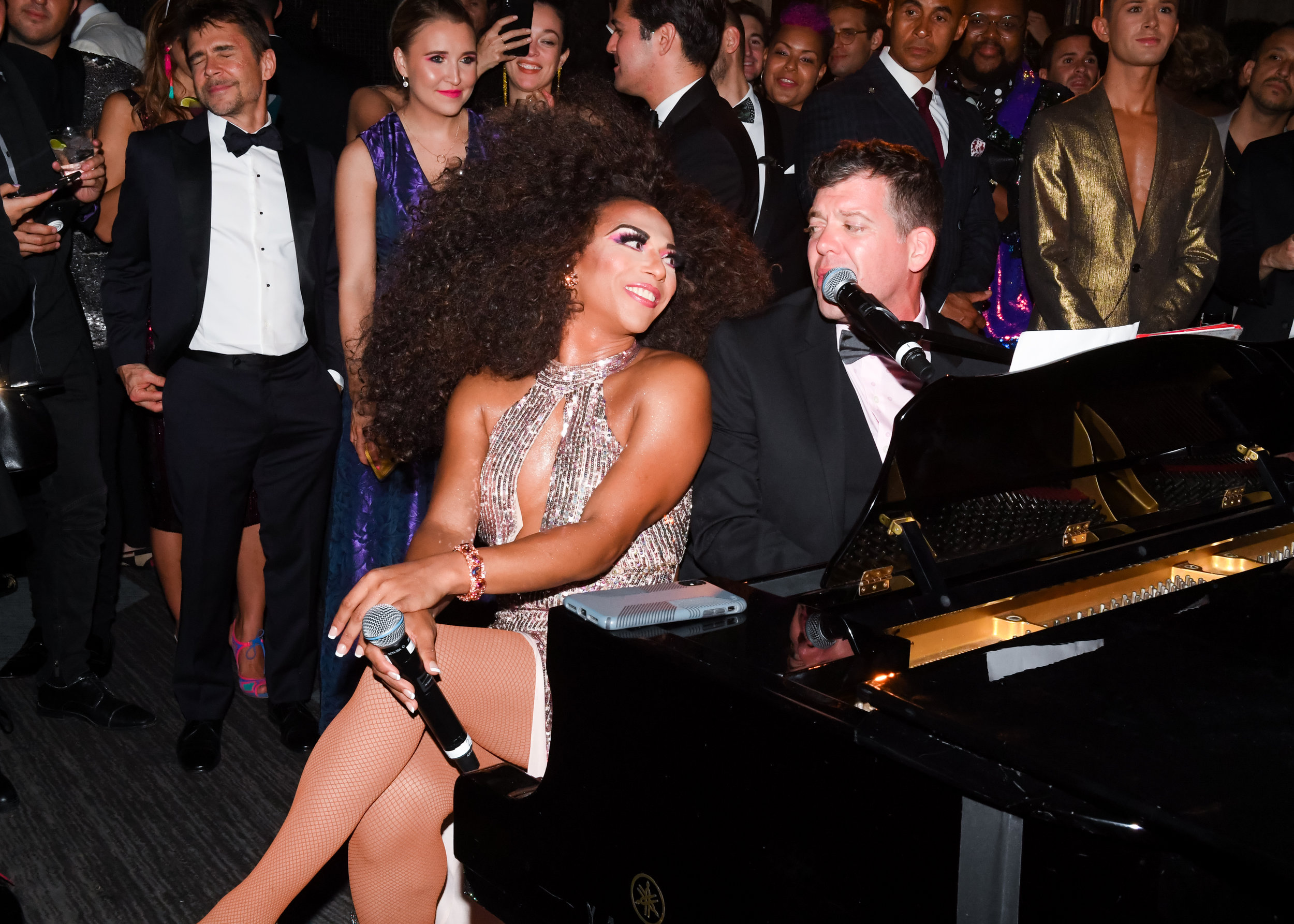 Shangela, Nate Buccieri - LOVE ABOVE ALL BALL.jpg
