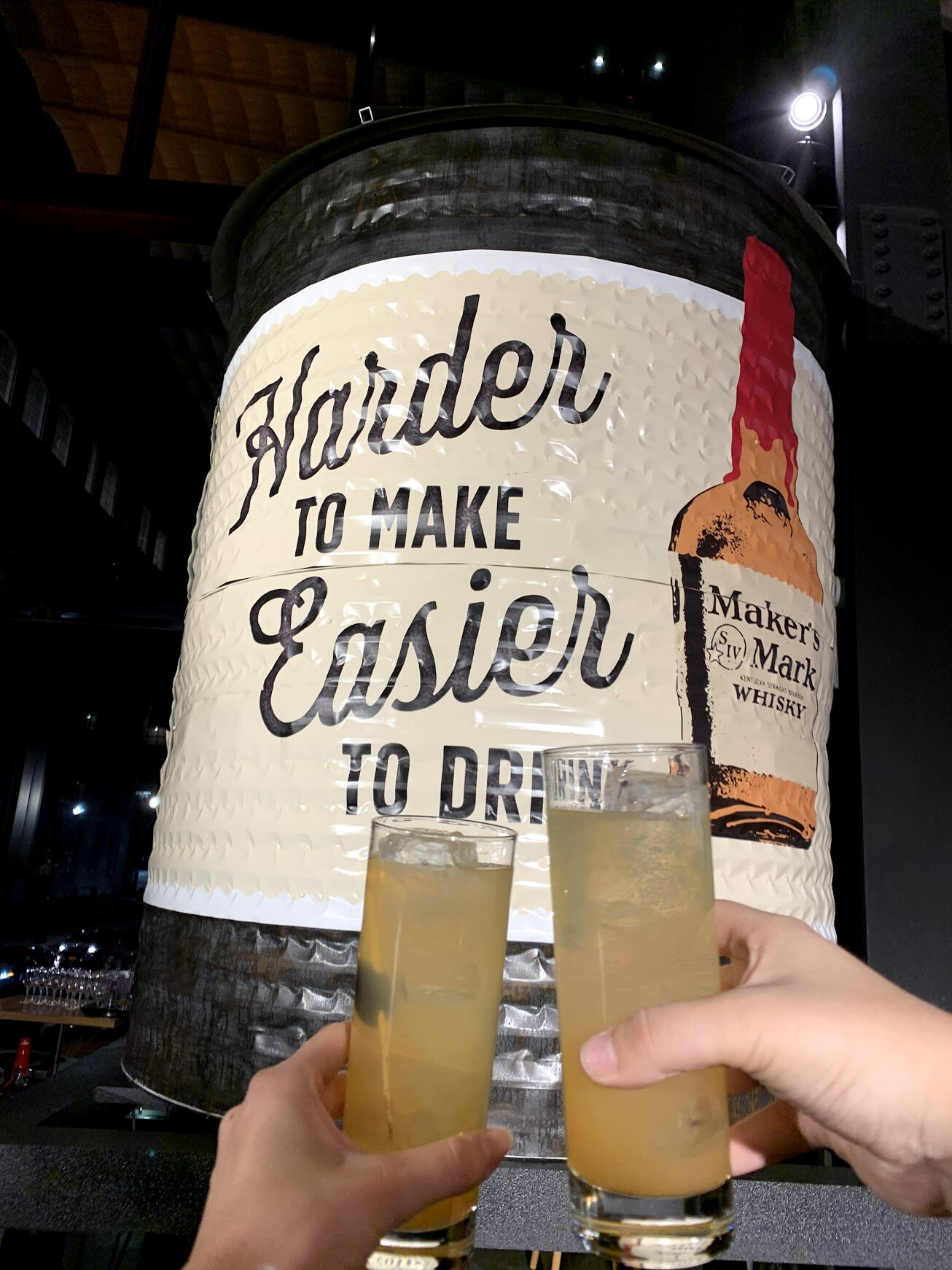 Drink pictured: Second Avenue Penicillin