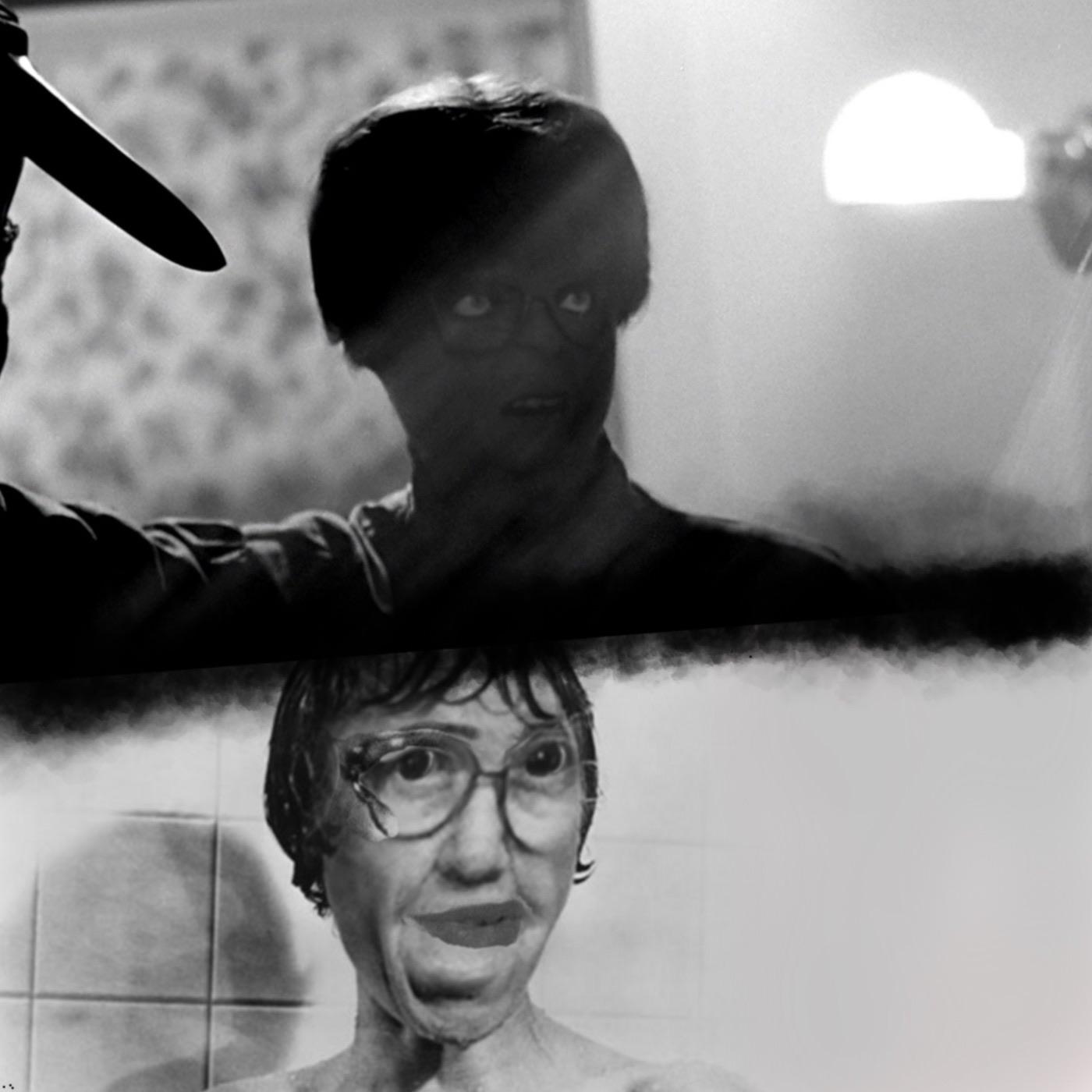 Psycho (1960) Grandma's Vertigo