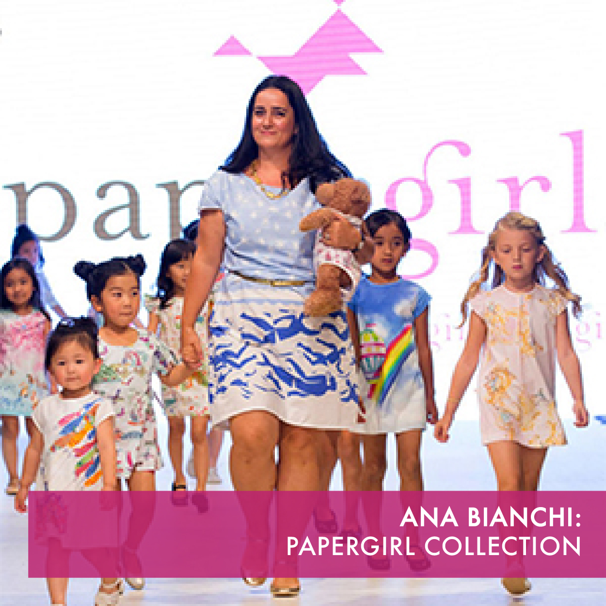 PaperGirl Collection, illustrated clothes, books, toys and decor for girls, celebrates imagination and creative freedom. Artwork is inspired by nature, art, cultures, and childhood fantasies.
