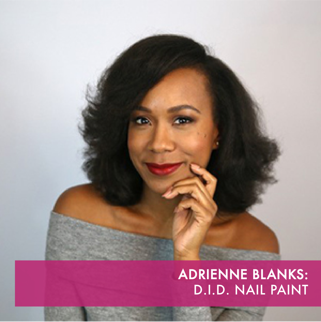 D.I.D. Nail Paint is a highly pigmented, eco-friendly nail color collection that complements skin tone without harmful formaldehyde, formaldehyde resin, toluen, dibutyl phthalate or camphor.