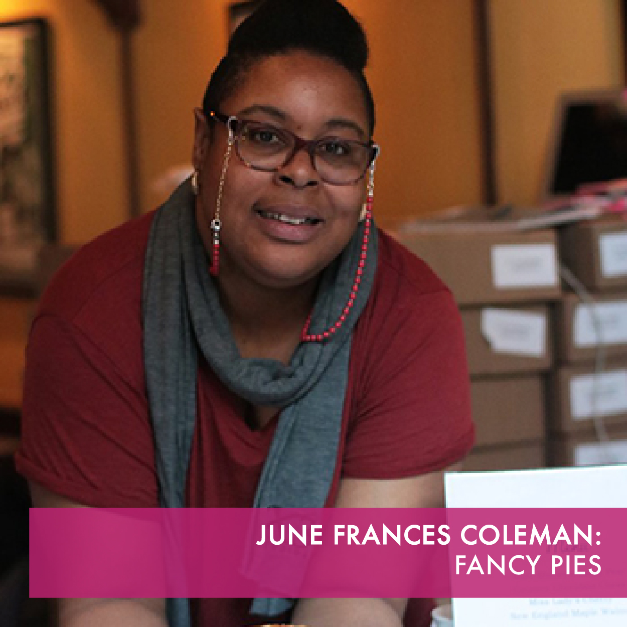 Founded in 2011, Fancy Pies is a seasonal pop up shop in Washington Heights selling home-style dessert pies with high quality locally sourced produce in a signature all-butter crust.