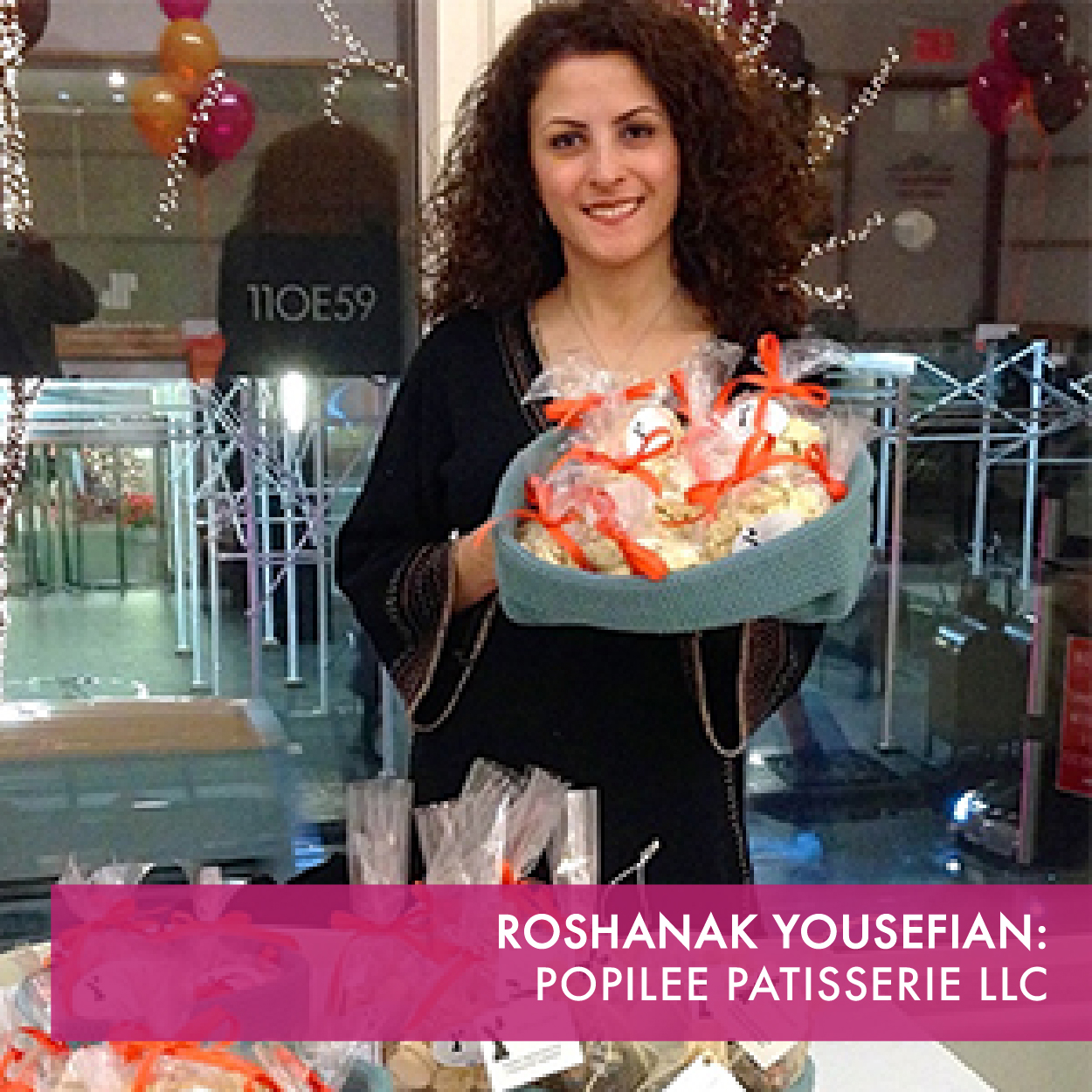 Popilee Patisserie specializes in authentic handmade Persian sweets, made with the finest organic and traditional ingredients. Popilee now offers catering of all-things Persian.