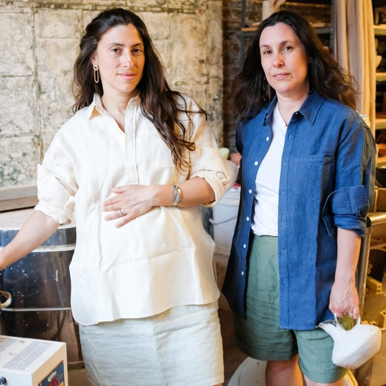 Pottery Brand able to meet high product demand - On Jennifer Fiore & Nina Lalliof Monday's