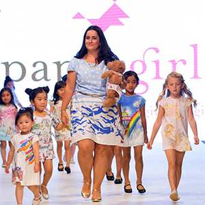 children's fashion brand publishes 2 children's books - On Ana BianchiOf Papergirl