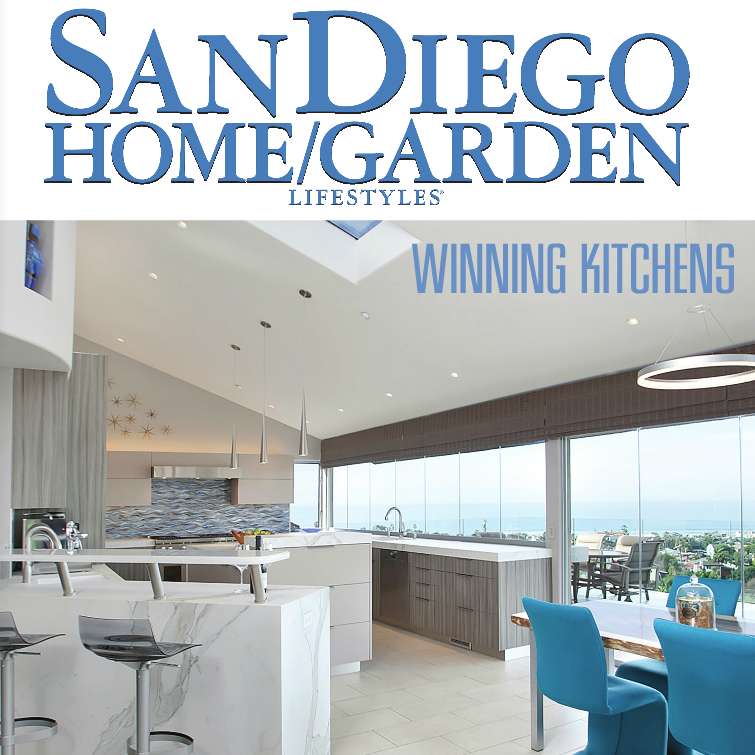 Published in  San Diego Home/Garden  - November 2016