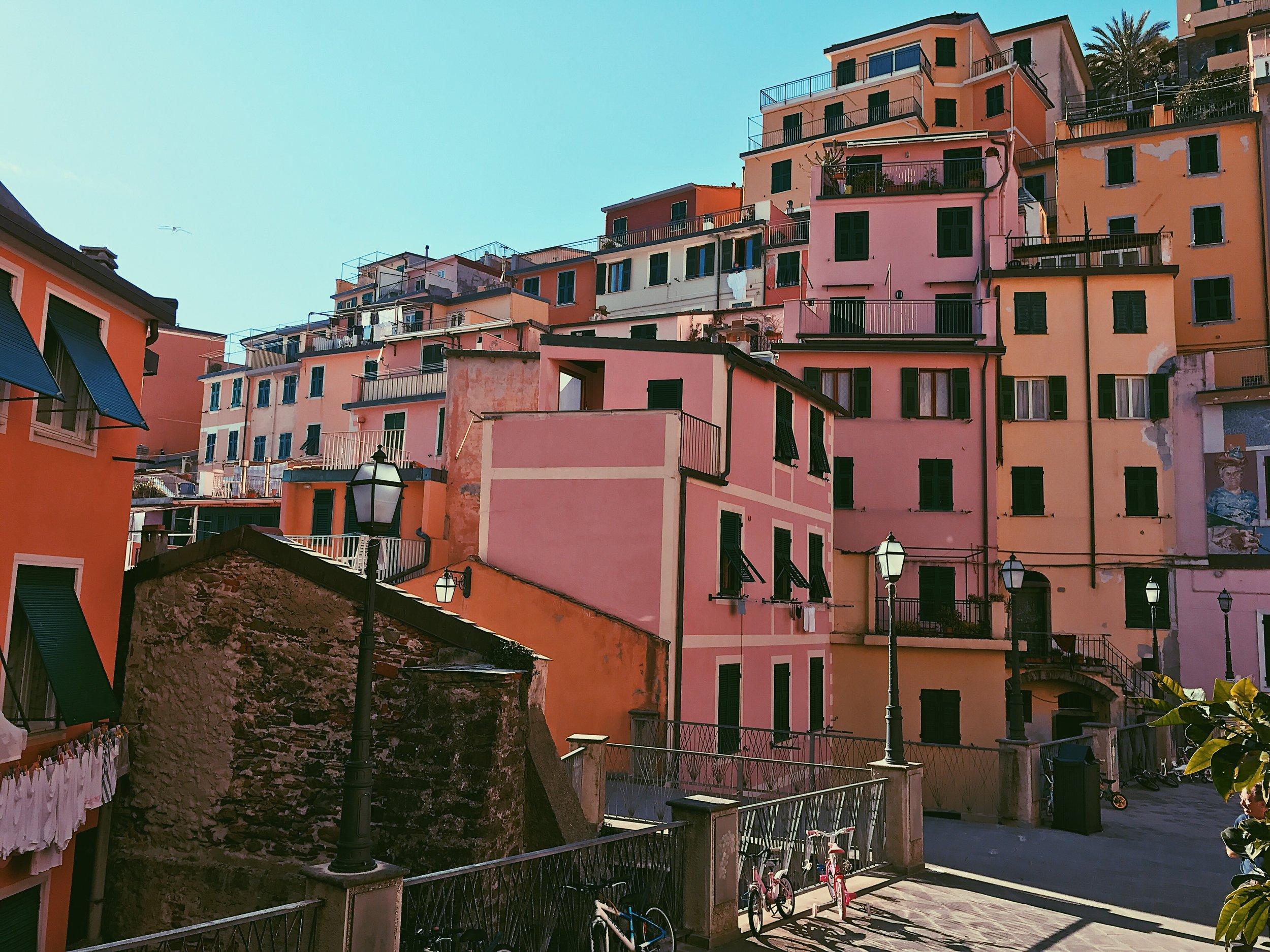 Riomaggiore, Cinque Terre.