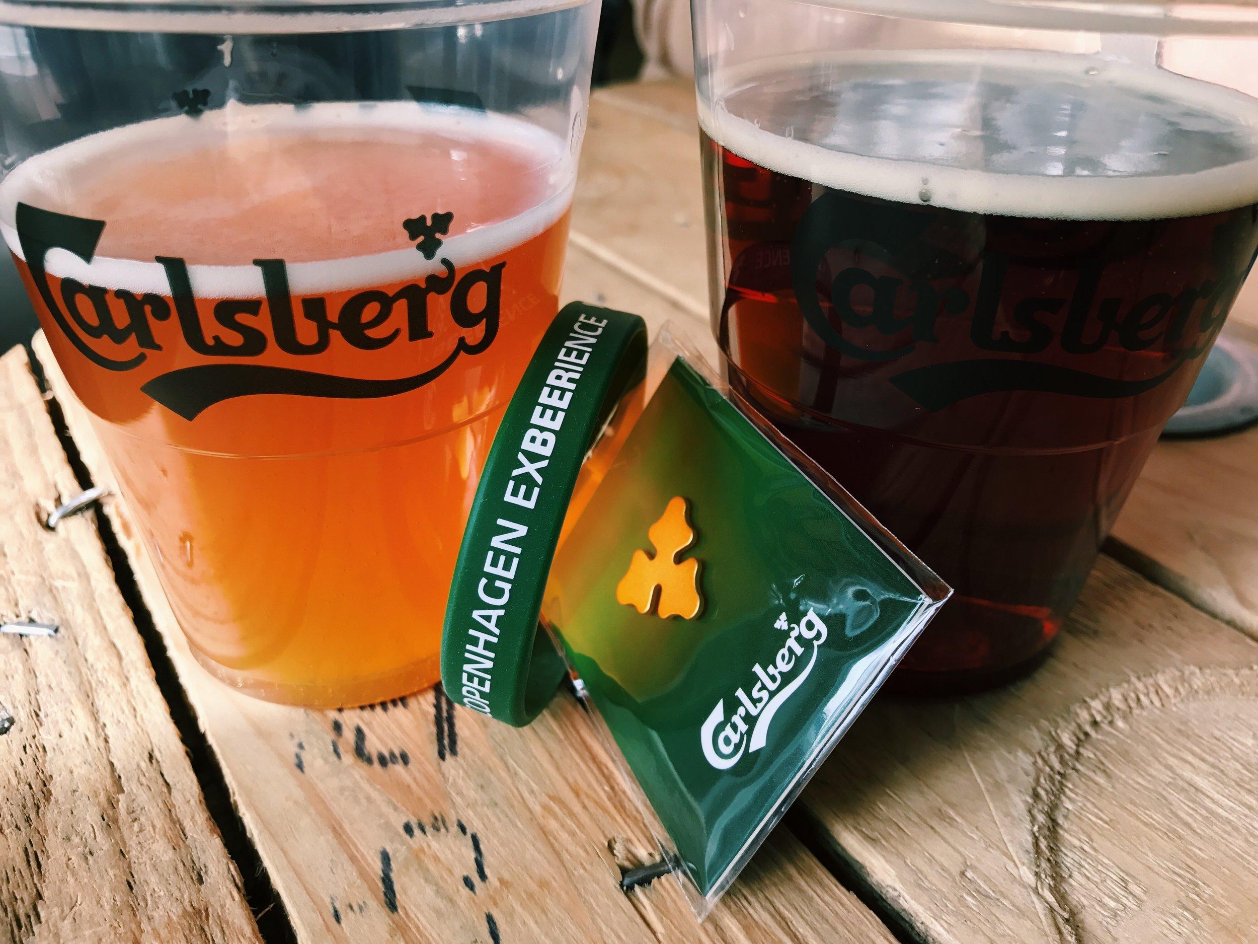 Carlsberg Brewery.