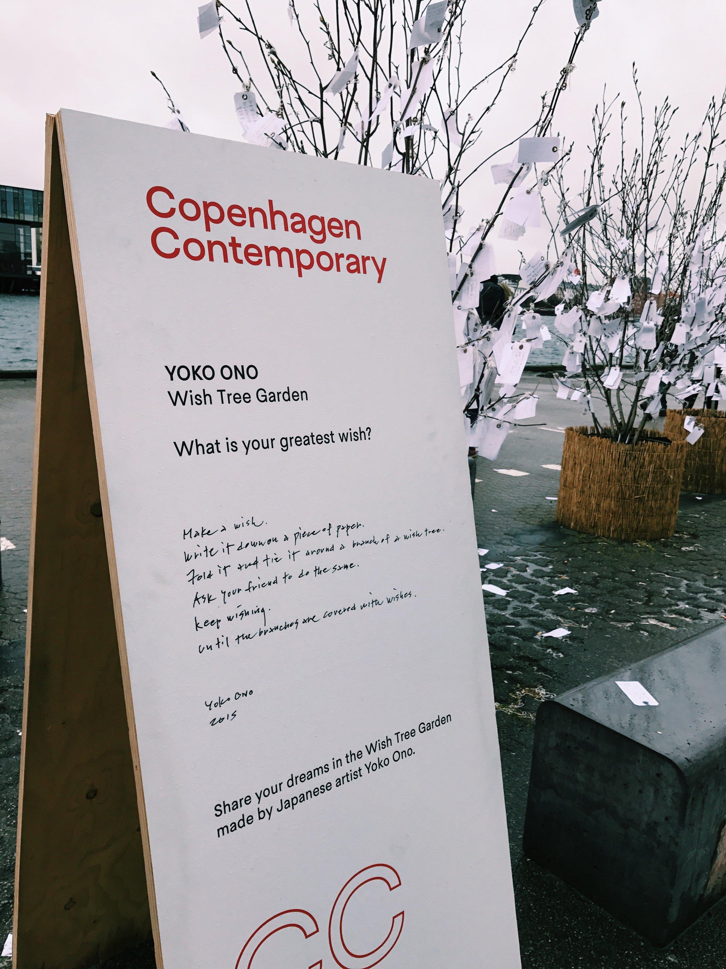 Copenhagen Contemporary.
