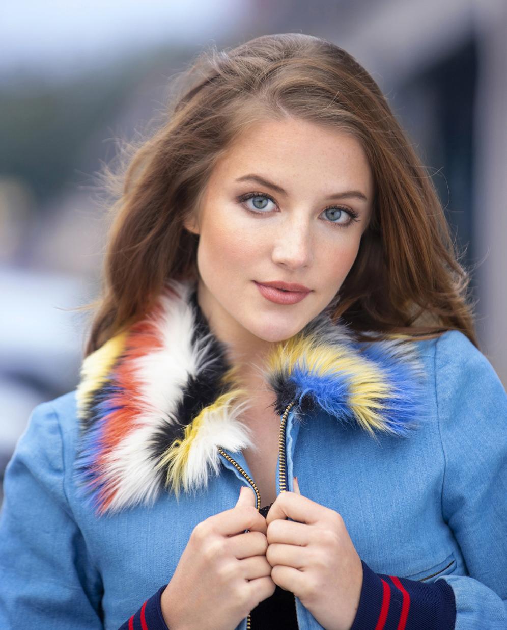 Tulsa Actress Headshots