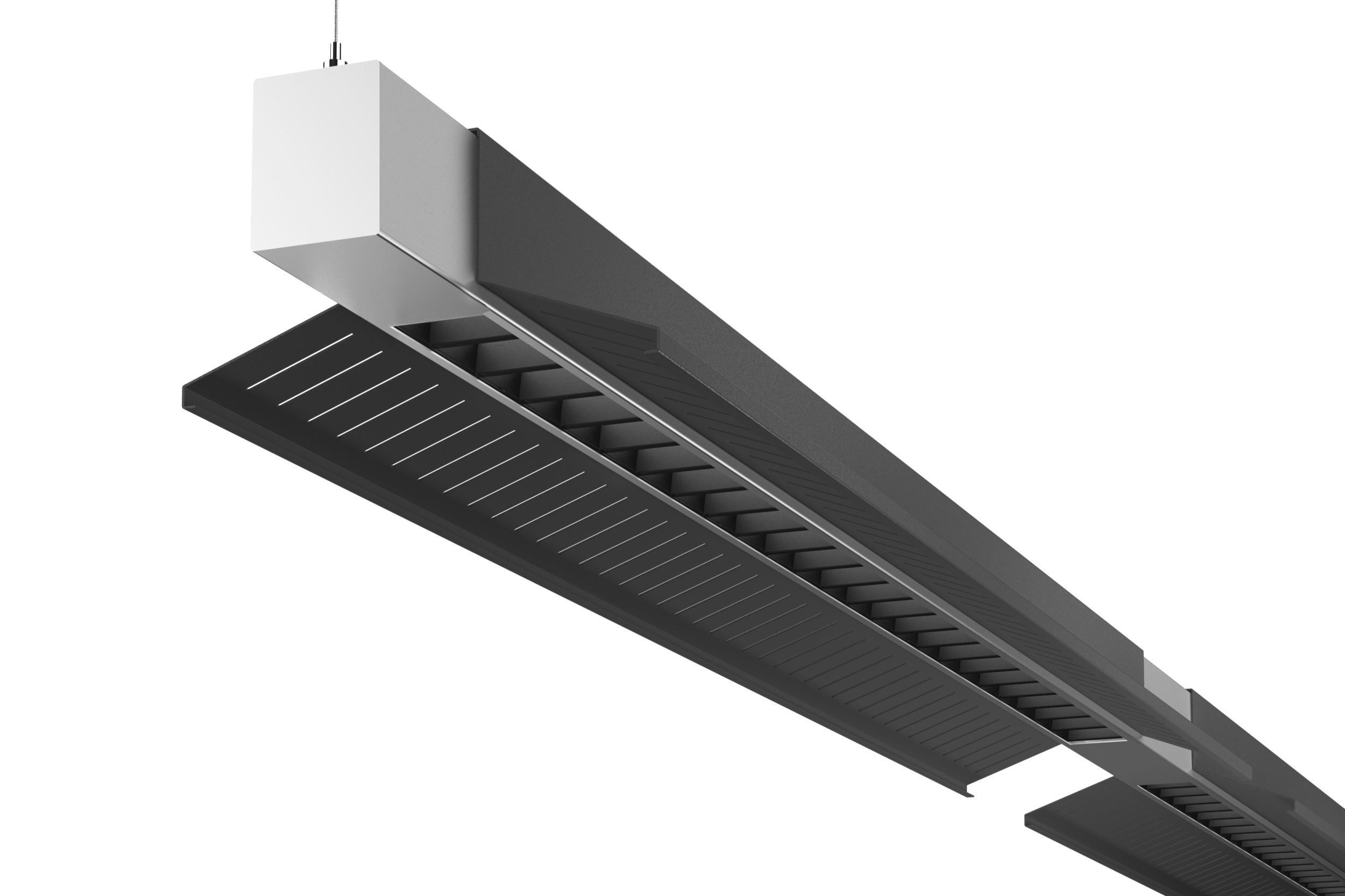 New S3LN - Linear Series, LB Louver