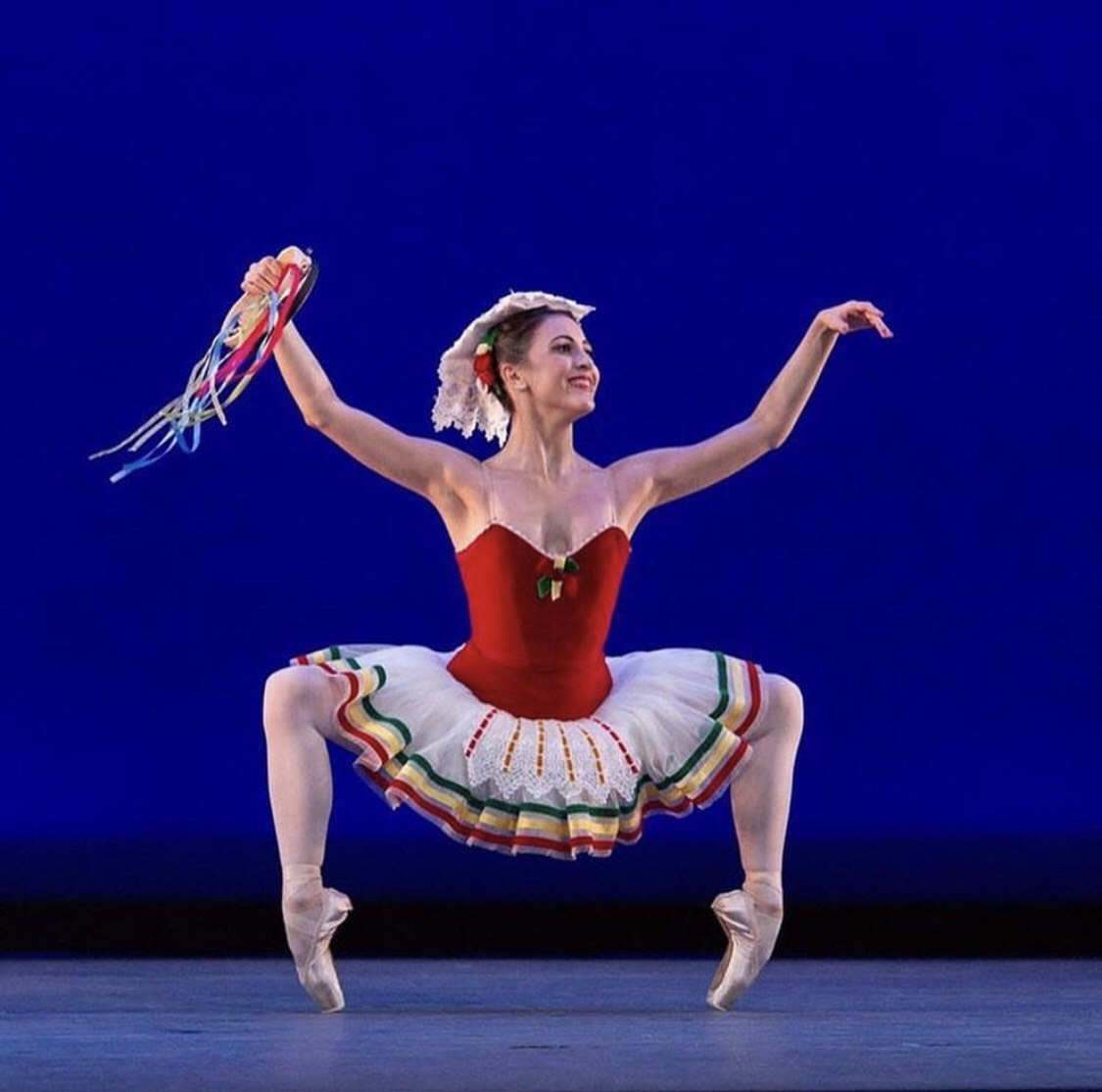 Katherine Barkman, An Evening of Ballet Stars, Photo by Carly Vanderheyden