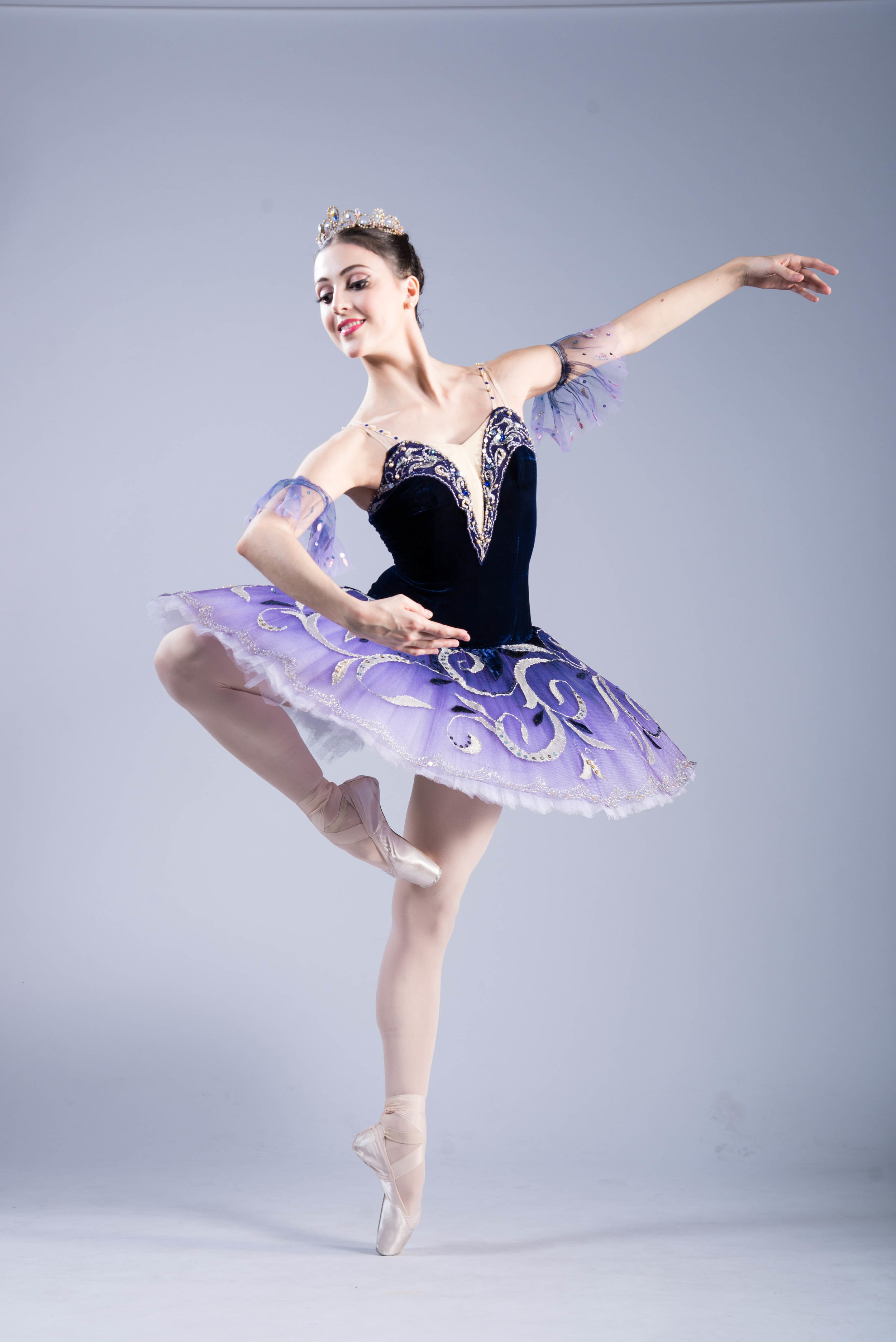 Washington National Ballet's Katherine Barkman