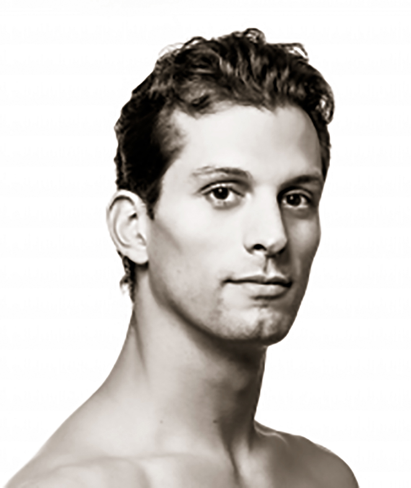 Dylan Gutierrez, The Joffrey Ballet
