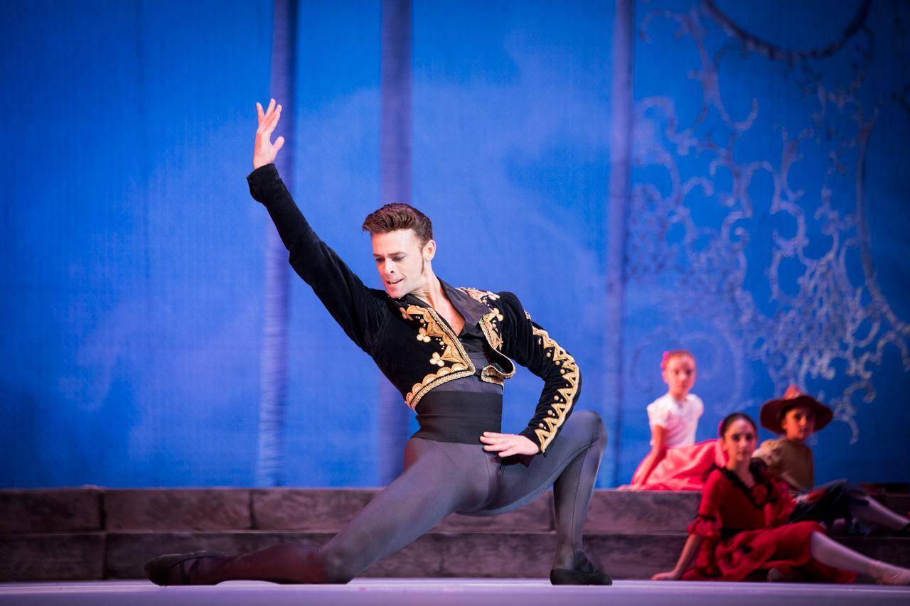 Taras Domitro, San Francisco Ballet