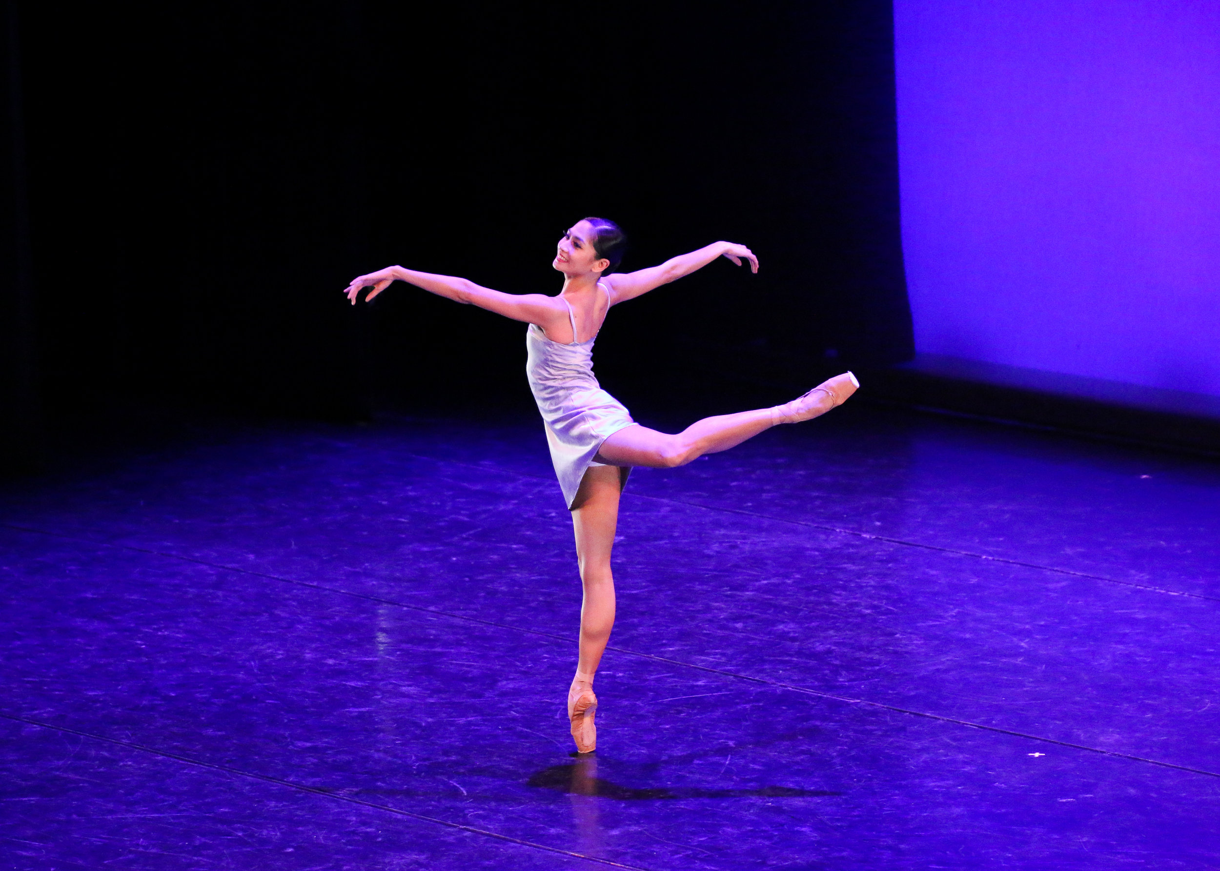 Christine Rocas, An Evening of Ballet Stars, Photo by Carly Vanderheyden