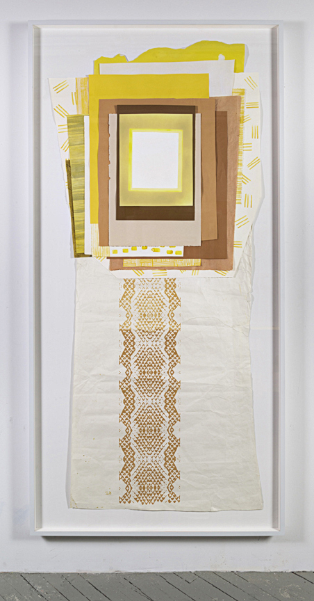 D'or   41 x 86 inches