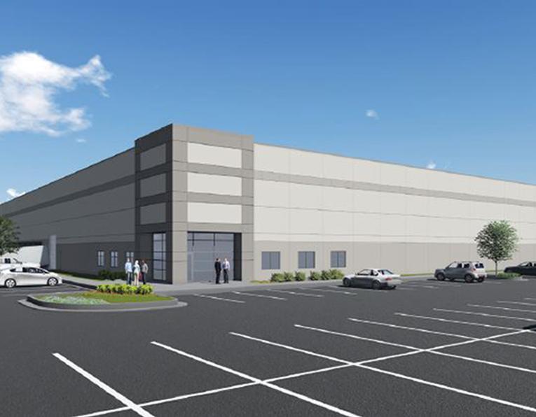 Airport Logistics Center, Building I
