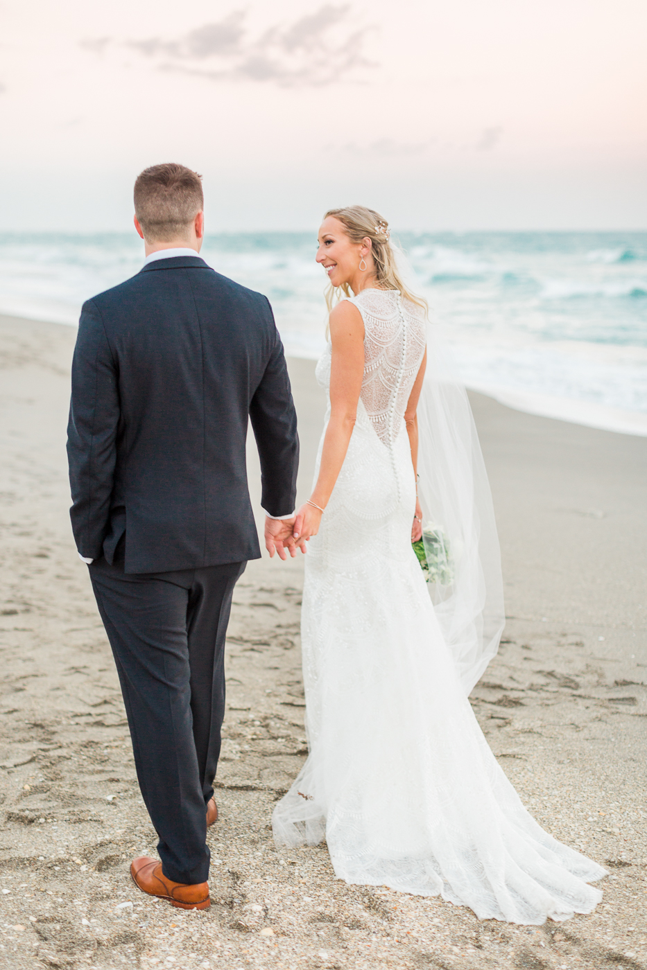 Laurabeth + Kevin - JUPITER BEACH, FLORIDA