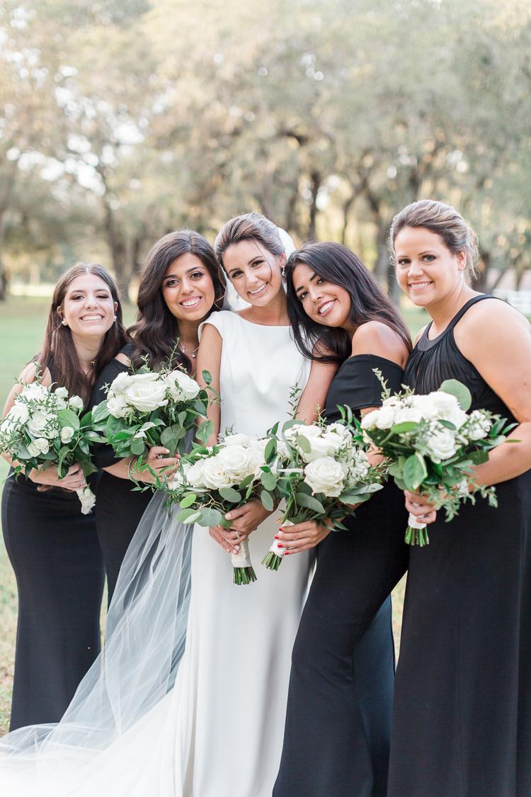 Chic Garden House Wedding at the Lange Farm, Florida