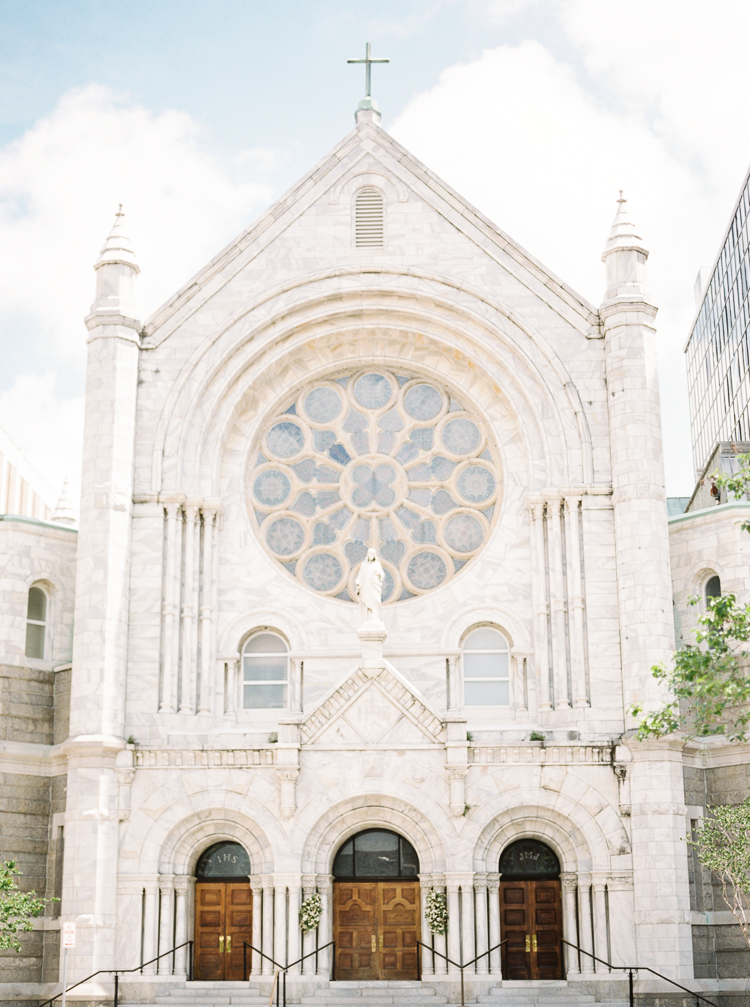 Sacred Heart Church Wedding Tampa Photographer | Lauren Galloway Photography-34.jpg