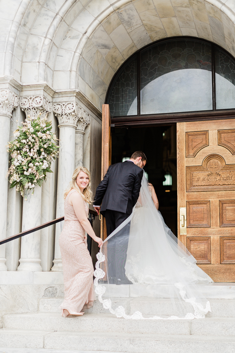 Sacred Heart Church Wedding Tampa Photographer | Lauren Galloway Photography-38.jpg