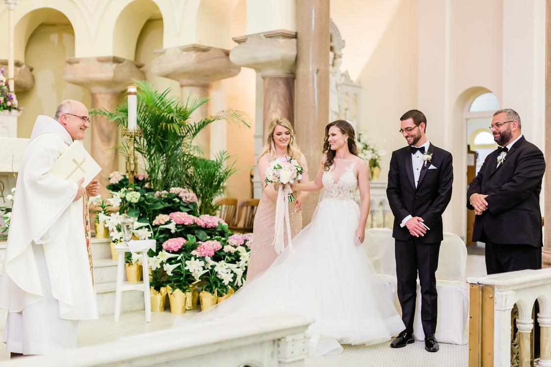 Sacred Heart Church Wedding Tampa Photographer | Lauren Galloway Photography-43.jpg