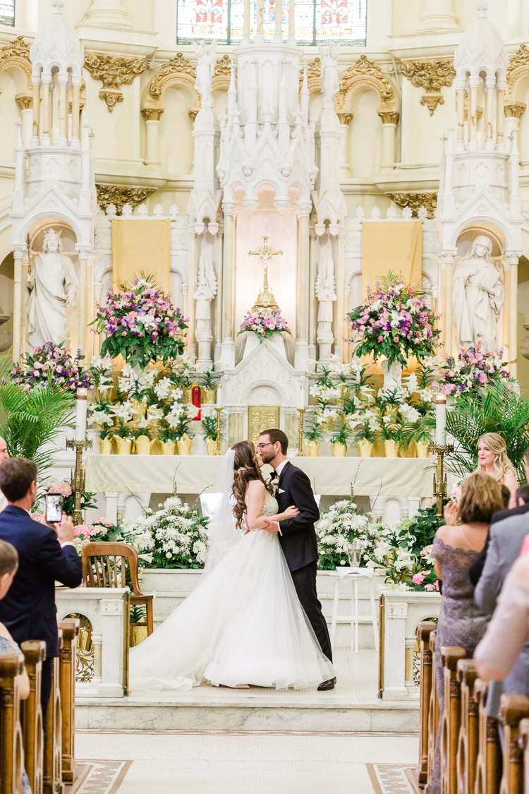 Sacred Heart Church Wedding Tampa Photographer | Lauren Galloway Photography-52.jpg