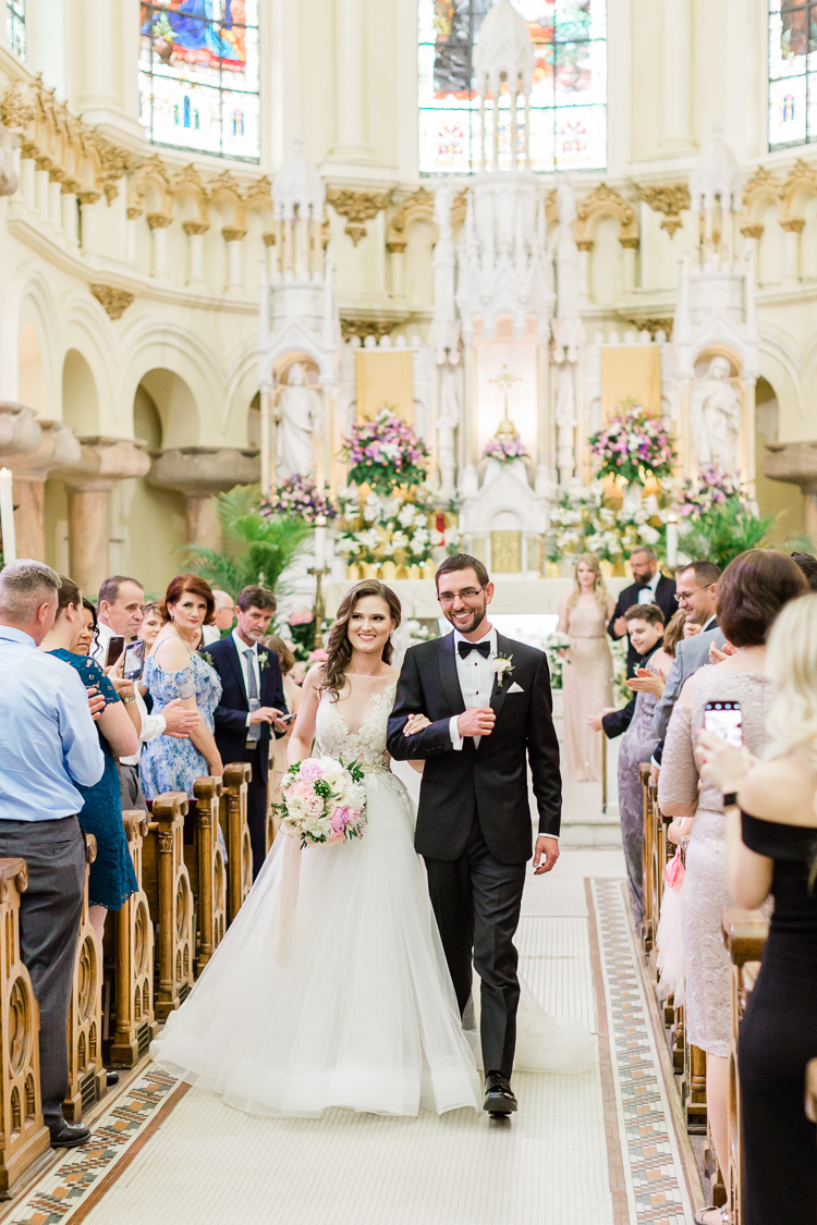 Sacred Heart Church Wedding Tampa Photographer | Lauren Galloway Photography-54.jpg