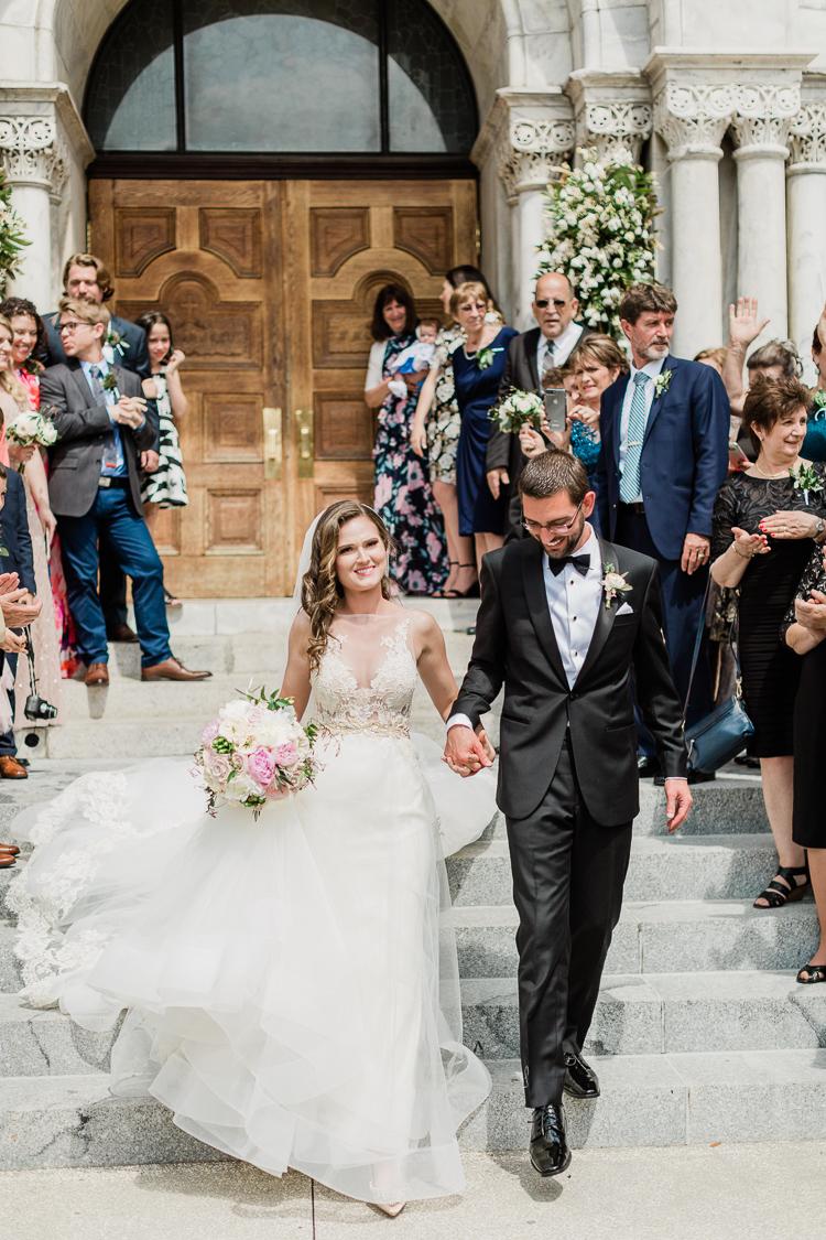 Sacred Heart Church Wedding Tampa Photographer | Lauren Galloway Photography-65.jpg