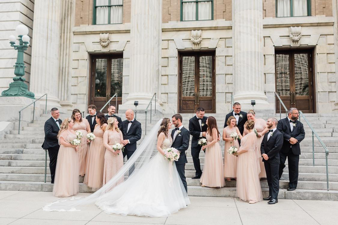 Sacred Heart Church Wedding Tampa Photographer | Lauren Galloway Photography-67.jpg